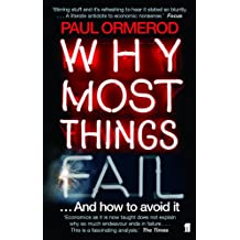 Why Most Things Fail (English Edition)