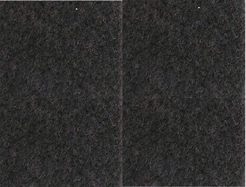 Rotolo moquette adesiva liscia 70x140 cm colore antracite fonoassorbente rivestimento acustico auto pannelli
