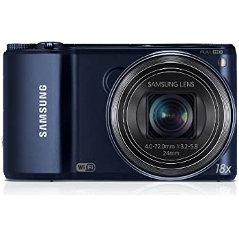 Samsung WB250F Smart Camera 2.0 with Built-In Wi-Fi: Amazon.co.uk ...