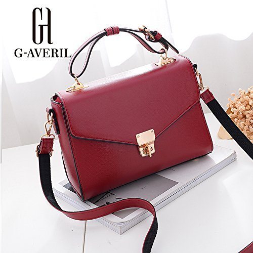 G-AVERIL, Borsa a zainetto donna Blu Blue Red