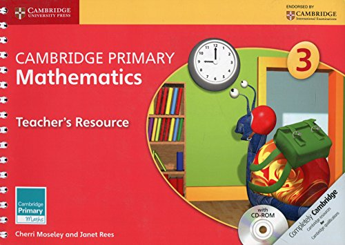 Cambridge Primary Mathematics. Teacher's Resource Book 3. Con CD-ROM (Cambridge Primary Maths)