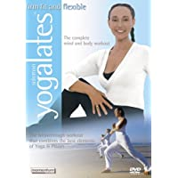 Yogalates: Firm, Fit and Flexible [DVD] [Reino Unido]