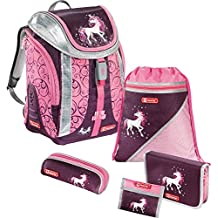 Step by Step Flexline Schulranzen-Set 5-tlg. Unicorn unicorn