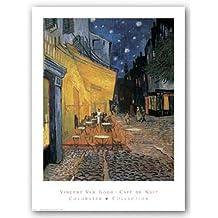 Cafe de Nuit de Vincent van Gogh Póster