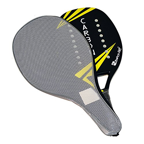 Beach Art A-5A - Racchetta Tennis, in Fibra di Carbonio