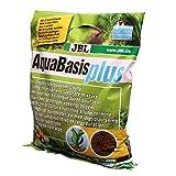 JBL Langzeit-Bodenmischung für Süßwasser Aquarien, AquaBasis plus 2,5 l, 20212