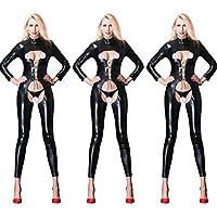 Ocamo Onesies Prendas Completo Sexy Slim para Mujeres,Uniforme del Juego,Disfraces de Discoteca