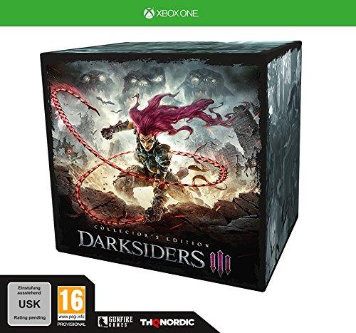 Darksiders III Collectors Edition (XONE)