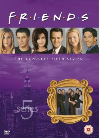 Click for larger image of Friends: Complete Season 5 - New Edition [DVD] [1995]