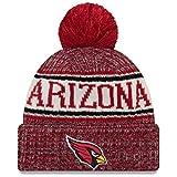 New Era American Football Arizona Cardinals NFL Teamsport Winter Strickmütze Unisex Beanie Mütze