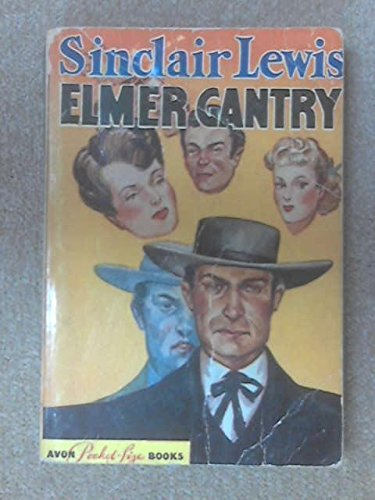 Elmer Gantry descarga pdf epub mobi fb2