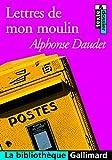 Lettres de mon moulin - Gallimard Éducation - 21/01/2000