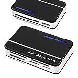 kwmobile USB Kartenleser All in One