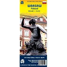 Warsaw (Varsovie) : 1/10 000.