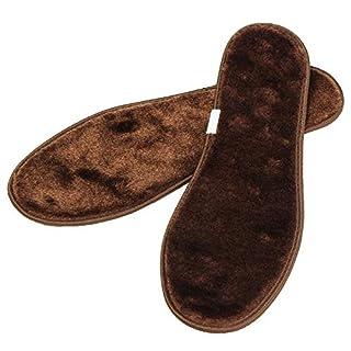 Turmalin durchblutungsfördernde Schuh Einlegesohlen ein Paar Größe 44