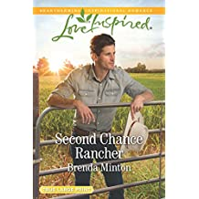 Second Chance Rancher (Bluebonnet Springs)