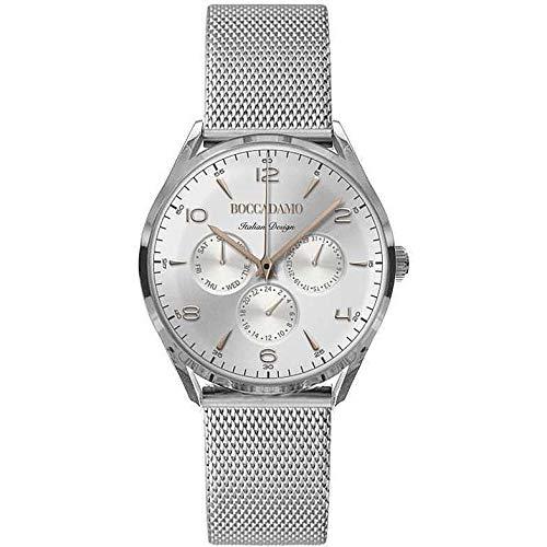 orologio solo tempo donna Boccadamo 1960 trendy cod. WA011