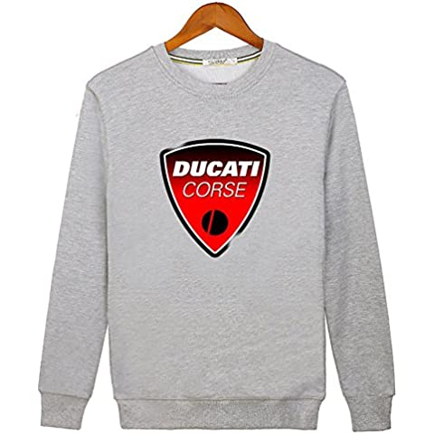 Ducati Motorcycle Logo For Ladies Womens Hoodies Sweatshirts Pullover Outlet