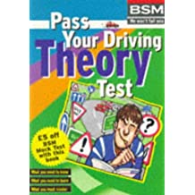 Pass Your Driving Theory Test (British School of Motoring)