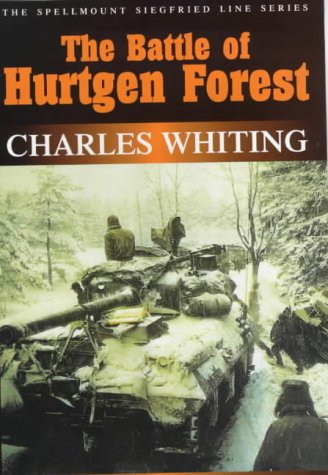 Battle of Hurtgen Forest: Untold Story of a Disastrous Campaign (Spellmount Siegfried Line) Test