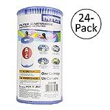 Intex Pool Easy Set Typ A Ersatz Filter Pumpe Kartusche (24Pack) | 29000e