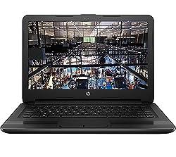 HP 240 G5 14-inch Laptop (i3-5005U/4GB/500 GB/Free Dos),Black