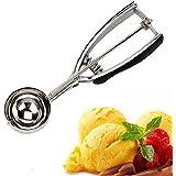 Sungpunet 1PCS paletta in acciaio INOX antiaderente anti-freeze Ball cucchiaio utensile da cucina