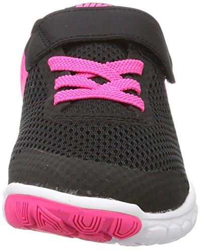 Basket, couleur Noir , marque NIKE, modèle Basket NIKE FLEX EXPERIENCE 5 Noir Rose