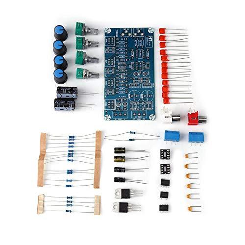 Audio-av-kit (AC 15 V AMP Stereo Vorverstärker Verstärker Lautstärkeregler Modul Board Audio Buffer DIY Kit)