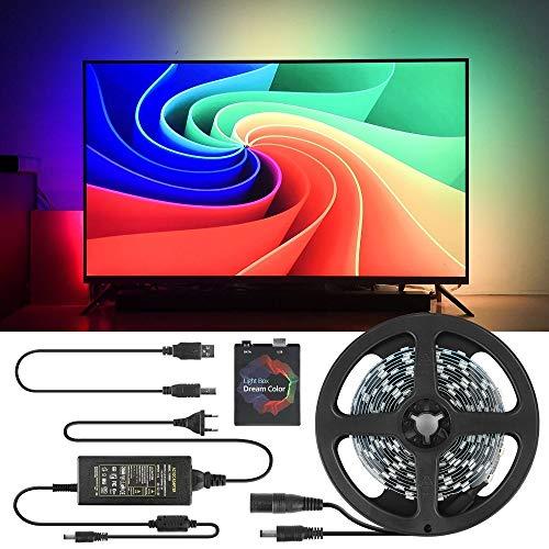 2m Ambilight TV PC Backlight Dream Screen HDTV Monitor
