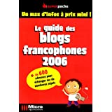 Le guide des blogs francophones