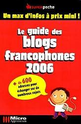 Le guide des blogs francophones