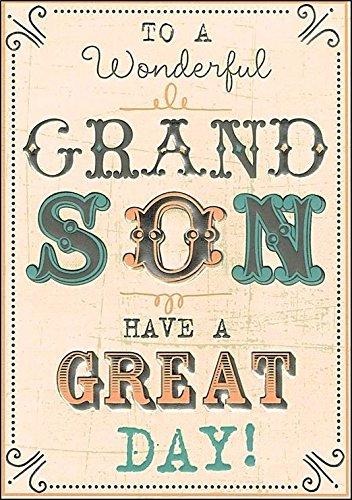 gold-grandson-birthday-card-guitar-drum-set-75-x-5-code-351p