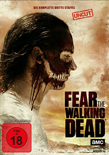 Fear the Walking Dead - Die komplette dritte Staffel [4 DVDs]