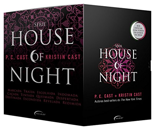 Box Série House of Night Night Box