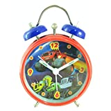 CYP Imports rd-01-bz Alarm Clock Design Blaze and the Monster Machine