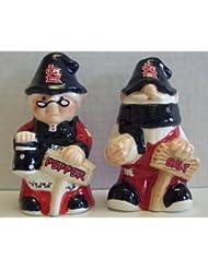 St. Louis Cardinals Gnome Salt & Pepper Shakers