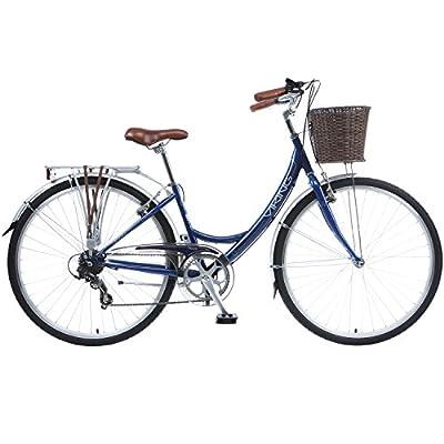 28 Zoll Viking Veneto 7 Gang Citybike Stadt Fahrrad Hollandrad