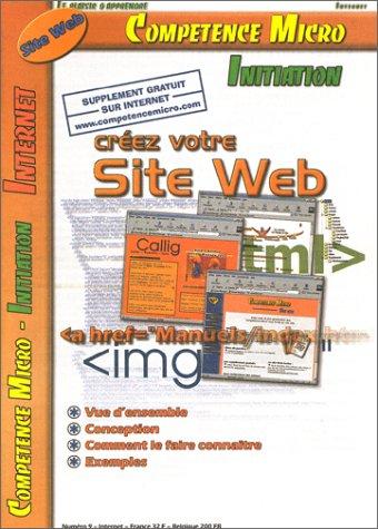 Construisez votre site web