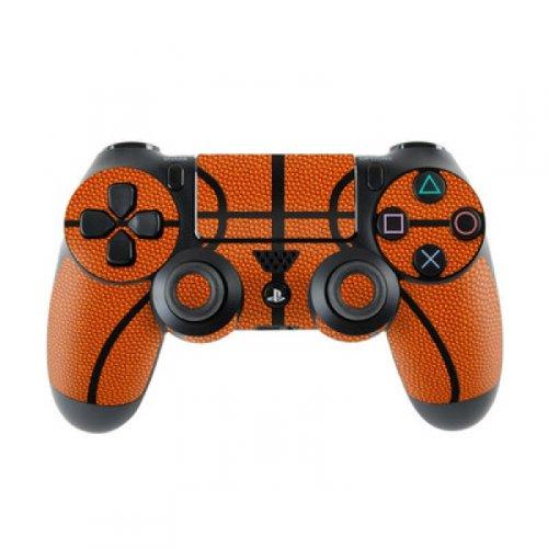 Skins4u Sony Playstation 4 Skin PS4 Controller Skins Design Sticker - Basketball