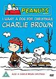 Charlie Brown - I Want A Dog For Christmas / A Charlie Brown Christmas [DVD]