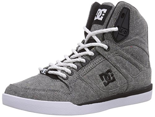 DC Shoes Rebound Slim High Tx Se, Baskets mode femme