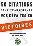 Tennis : 50 citations pour transforme...