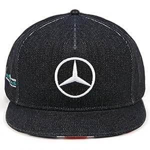 Mercedes amg f1 driver lewis hamilton silverstone british for Mercedes benz hat amazon