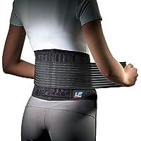 LP Support 919 Rückenbandage mit Stabilisierungsstäben, Größe L/XL preisvergleich bei billige-tabletten.eu