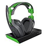 A50 Wireless Headset + Base Station For Xbox One, Also compatible with PC, Mac.The ASTRO A50 Wireless Headset for Xbox One, PC, and Mac delivers top-of-the-line acoustics, ergonomics, and durability that professional gamers demand. Experience legenda...