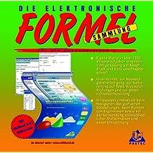 Die elektronische Formelsammlung, 1 CD-ROM Formeln, Tabellen, Wissenswertes. Für die Sekundarstufe I. Für Windows ab 95/ NT ab 4.0. Inkl. Mathcad-Explorer 8.02