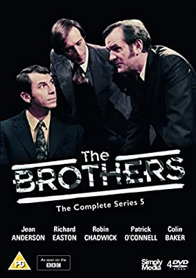 The Brothers - The Complete Series 5 [DVD] BBC