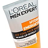 L'Oréal Men Expert Hydra Energy erfrischendes Reinigungsgel Aufwach-Kick, 1er...