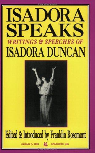 Pdf Gratis Isadora Speaks Writings Speeches Of Isadora Duncan